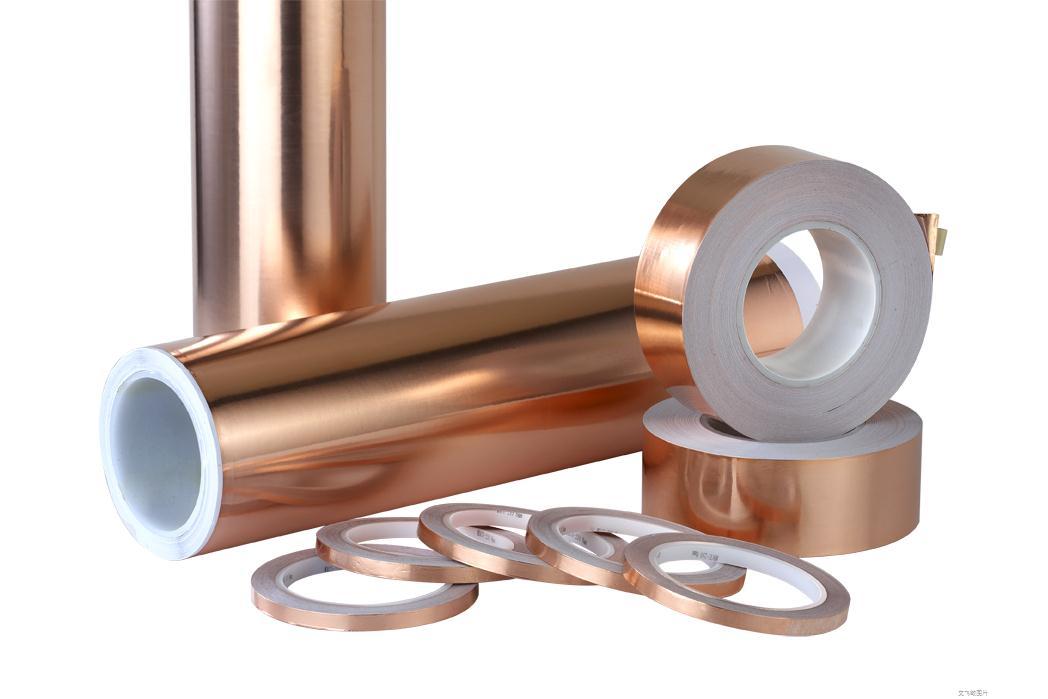 自粘铜箔胶带是油胶吗?